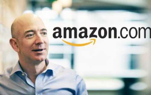 Jeff Bezos- nhà sáng lập Amazon